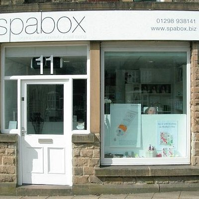 Spabox natural beauty boutique