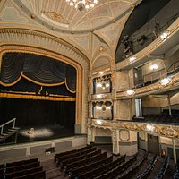 Tyne Theatre & Opera House Stage