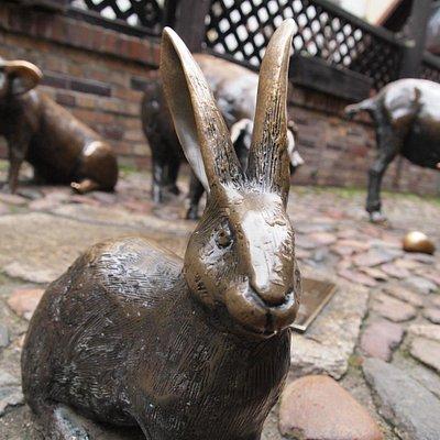 Pomnik Ku Czci Zwierzat Rzeznych
