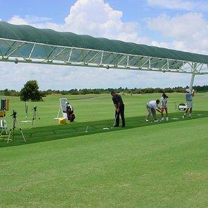 Golf School in the Shade