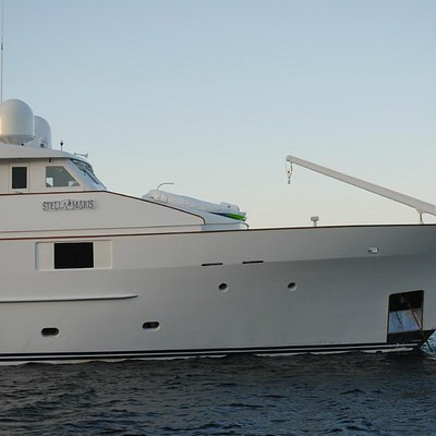 Stella Maris Luxury Yacht
