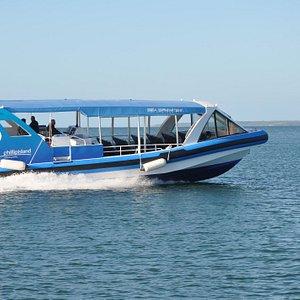 Wild Ocean EcoBoat