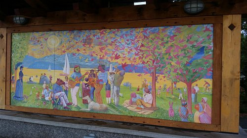Nice Tile Mosaic