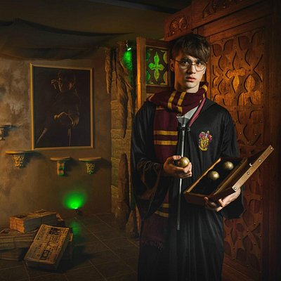 Помогите Гарри победить Темного Лорда, и пусть добро восторжествует!