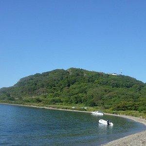 Tranquil bay, Elena Island