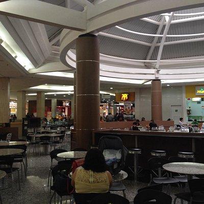 Praça da alimentação