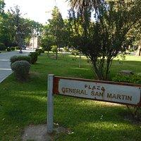 PLAZA GRAL SAN MARTIN / SAN RAFAEL / MENDOZA