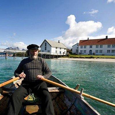 Kjerringøy, summer
