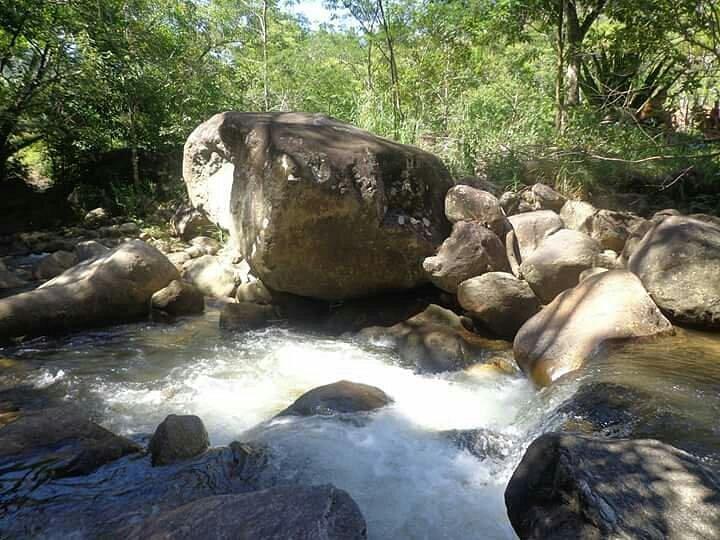Cachoeira amorosa