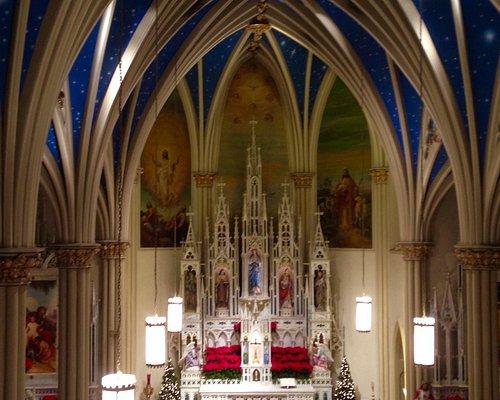 Beautiful Interior of St.Mary's