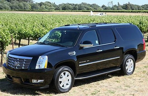 Luxury Escalade SUV