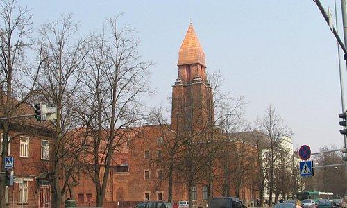 St. Paul's Church, Tartu, Estonia