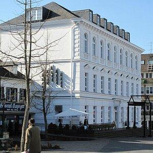 Das ehemalige Humperdink Haus, heuete Stadmuseum