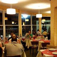 Cenando en el Restaurante San Ignacio