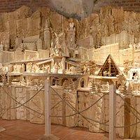 woodcarved betlehem