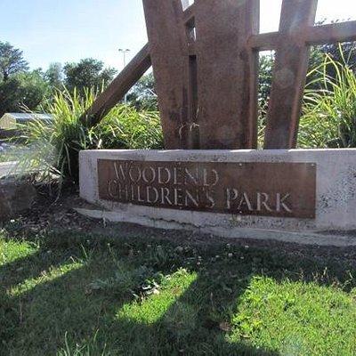 woodend Childrens park