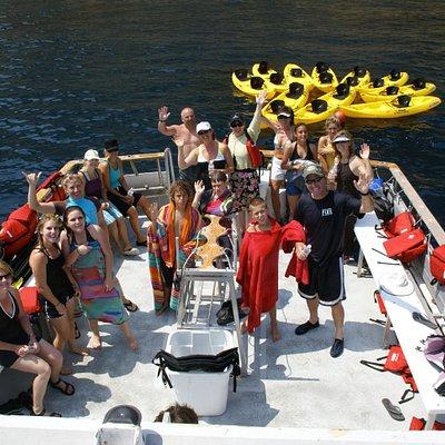 Kayaking Trip