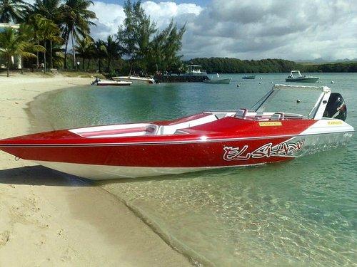 Speed Boat Trip