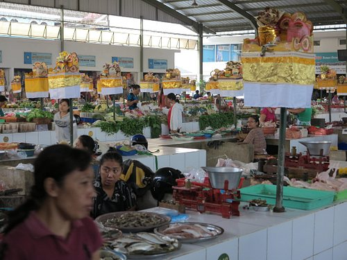Sanur Morning Market