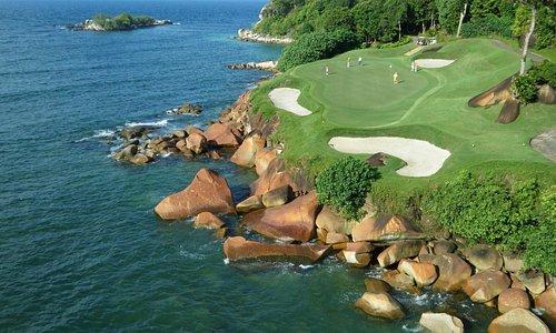 Ocean Course Hole 9