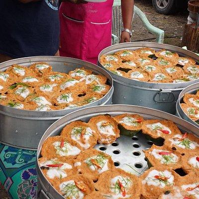 Thai Otak or Hor Mok