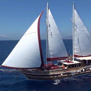 Yelkende- Sailing