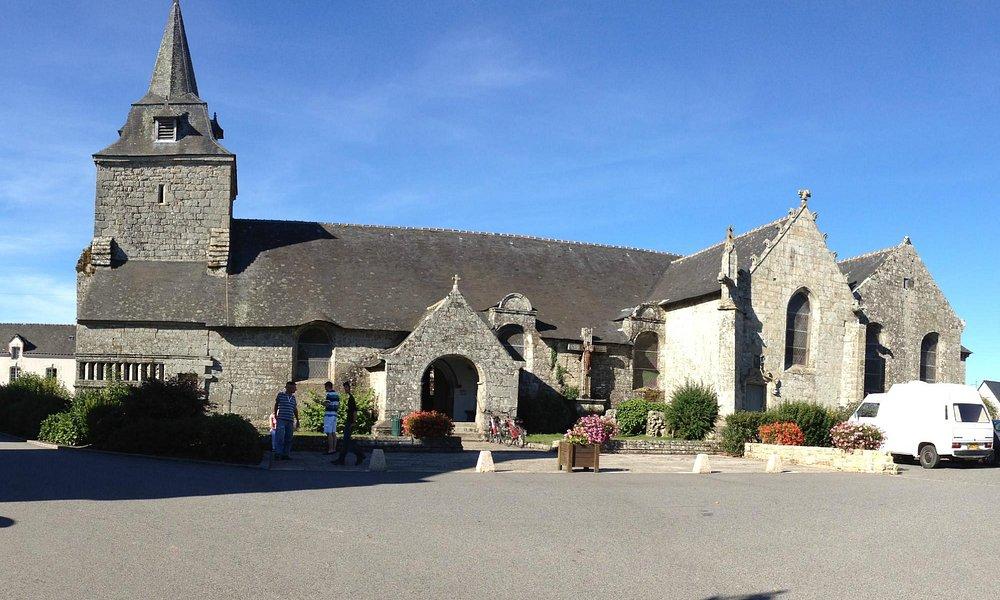 L'église Saint-Pierre de Ploërdut