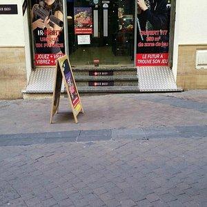Laser Quest Montpellier Comédie