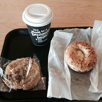 Bagel cafe e cookie