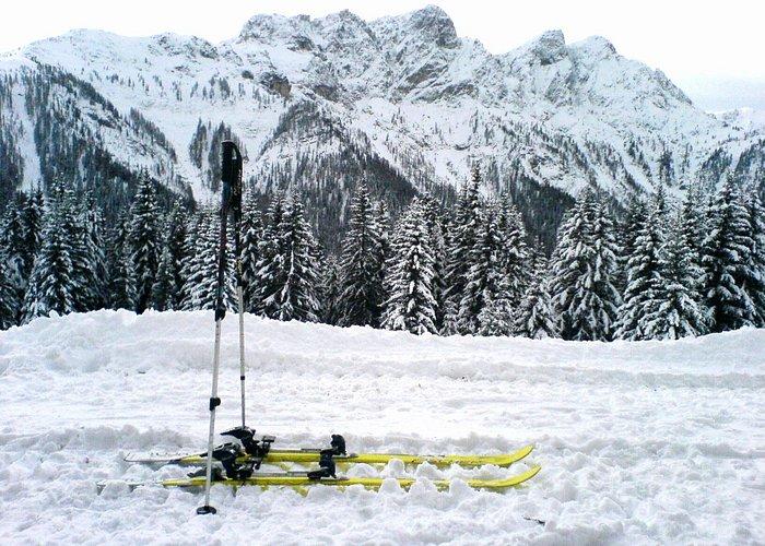 Olang/Valdaora Brunstalm Malga Brusada Ski