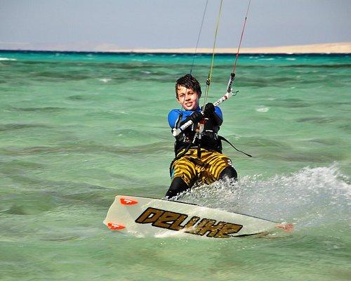 Kitesurfing/ Кайтсерфинг