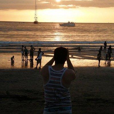 An diesem Strand entdeckte Kolumbus im Film 1492 Amerika