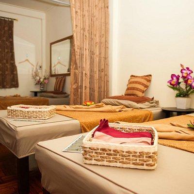 Thai Massage in Regular Room