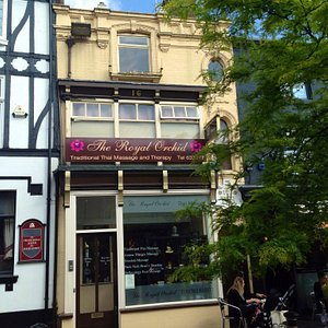 The Royal Orchid Newcastle,Staffordshire.