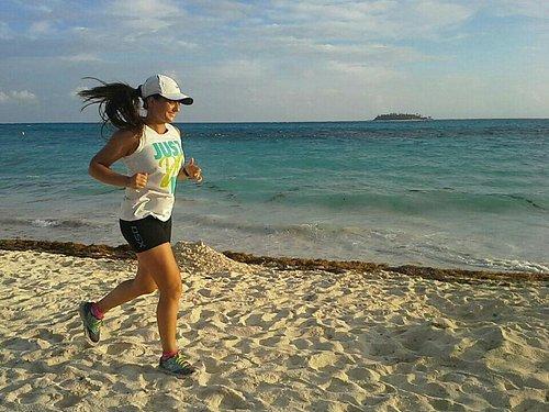 Deporte y playa impagable