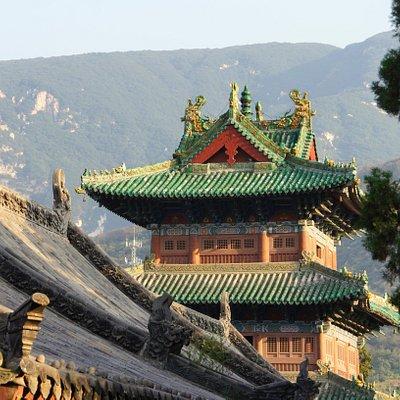 Beautiful Shaolin Temple