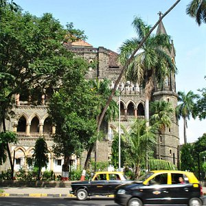 at Colaba district..