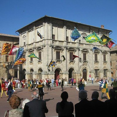Montepulciano's cultural life is very varied