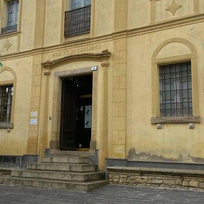 Il museo ex monte granatico