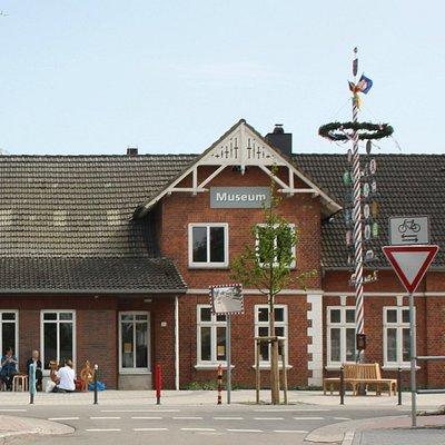 Das Museum für Regionalgeschichte in Pönitz