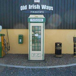 Old Irish Ways Museum Front