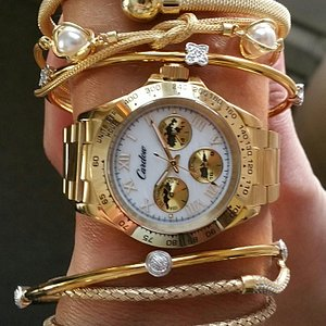 Unique Stacking with Cardow Watches