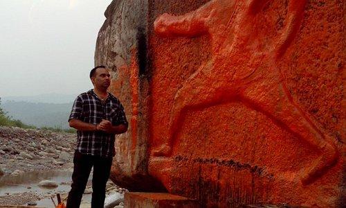 Hanuman Rock