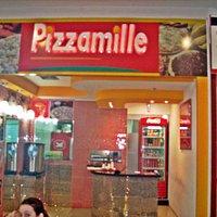 Frente da Pizzaria Pizzamille