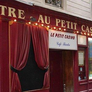 Vitrine du Petit Casino