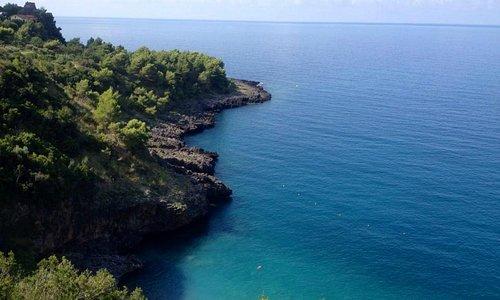Spiagge da sogno a nord di Sapri
