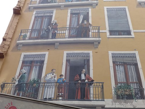 Фасад истории