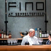 FINO Bar | Owner Operators, David Swain & Sharon Romeo