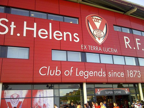 St Helens RLFC