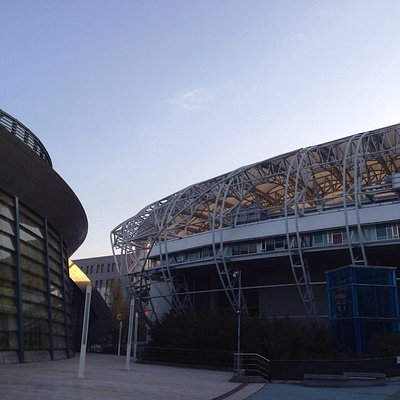 Arena and Stadium